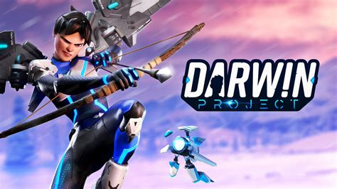 Darwin Project releases in January   PC News at New Game
