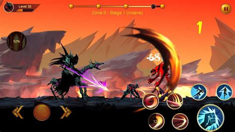 8 Shadow Fighter 2: Shadow and Ninja Fighting Games