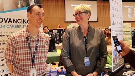 UO Career Fair Interviews - OpenFed - YouTube