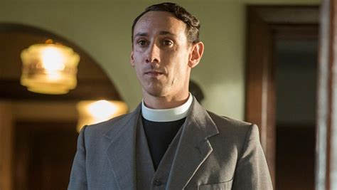 Grantchester's Al Weaver Opens Up About his Early Acting
