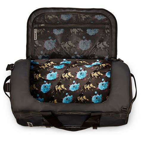 Baboon Go Bags Are Colorful and Versatile Travel Duffle Bags