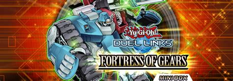 Fortress of Gears: Card List | Duel Links Meta
