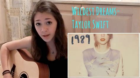 Wildest Dreams // Taylor Swift // Acoustic Cover by Emily