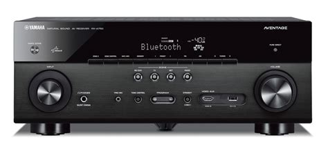 Yamaha Aventage Network AV Receiver / Amplifier with