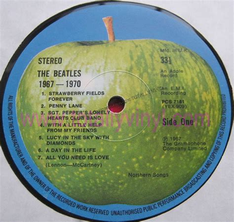 Totally Vinyl Records    Beatles, The - The Beatles 1967