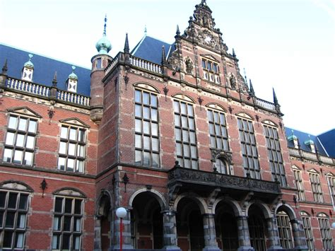University of Groningen, Netherlands: Cost of Study and