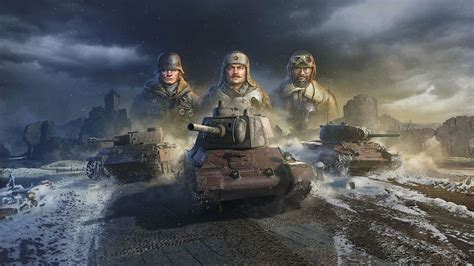Wargaming reveals World of Tanks' limited-time battle