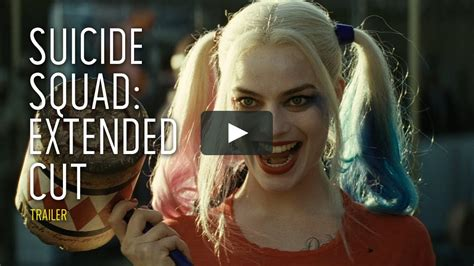Suicide Squad Extended Cut Trailer #2 on Vimeo
