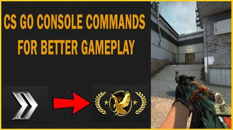 CS GO console commands for better gameplay - YouTube