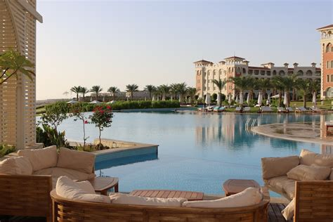 An all-inclusive holiday at Baron Palace Resort, Egypt