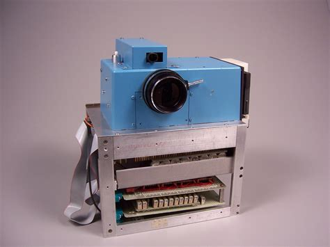 How the digital photography revolution began -- a story of