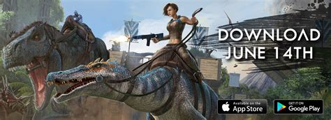 Hit PC and console game ARK: Survival Evolved has arrived