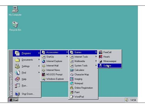 Check out these Windows 95 emulators on Windows 10