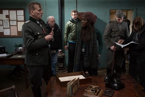 Interview: Director Amma Asante On 'Where Hands Touch'