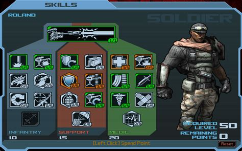 How is this for a skill tree? - Borderlands - Giant Bomb