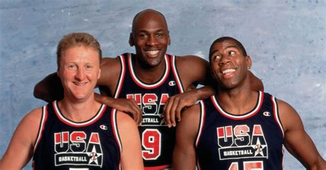 RANKED: All 12 Members Of The 1992 Dream Team From Worst