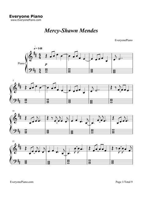 Mercy-Shawn Mendes Stave Preview