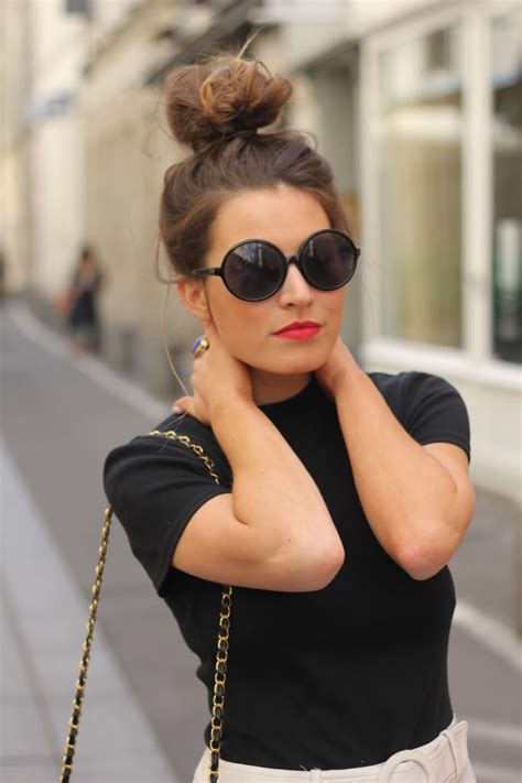 How To Do a Cute Messy Bun for Any Type of Hair - Women