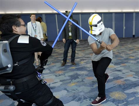 Opinion: France recognizes lightsaber dueling as an