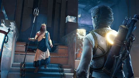 Assassin's Creed Odyssey concludes its Atlantis journey