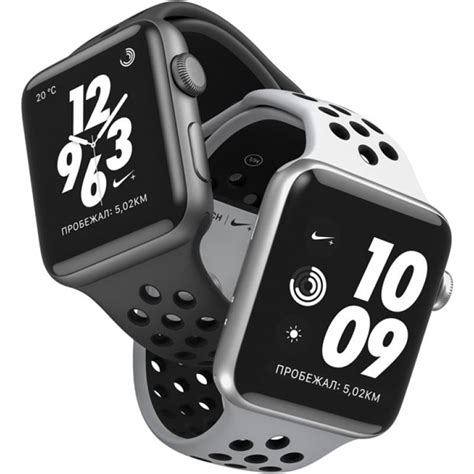 Series 3 Nike + | Cellular | US/CA | 42 mm - Techable