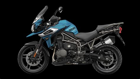 Triumph Tiger 1200 XRx Low - All technical Data of the