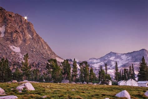 Yosemite High Sierra Camps: What You Need to Know