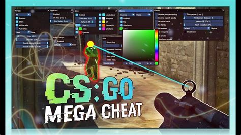 FREE CHEAT FOR CS GO 2020 🔥 DOWNLOAD CHEATS FOR CS GO