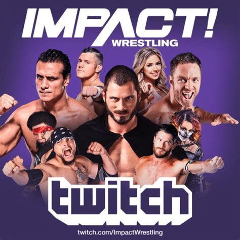 IMPACT Wrestling Channel to Launch on Twitch   Wrestling News