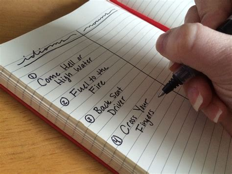 Songwriting Tip: Quick Exercise for Uncovering Interesting