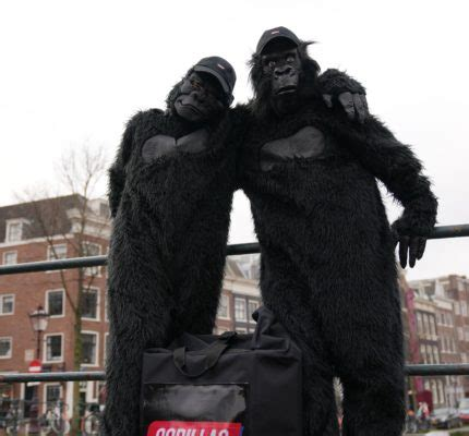 Grocery delivery service Gorillas starts in Amsterdam