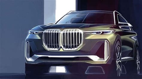 2020 BMW X8 Coupe Joins the Lineup - Best New SUV