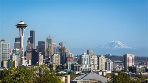 Weather Seattle in July 2021: Temperature & Climate