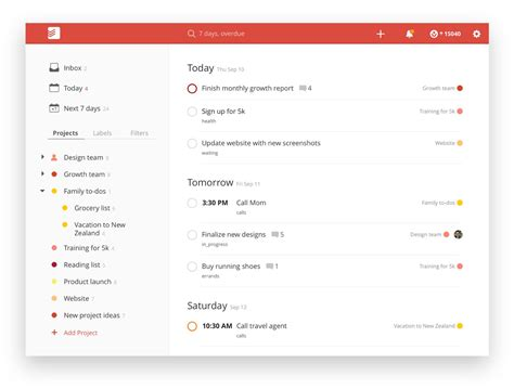 Todoist: App Reviews, Features, Pricing & Download