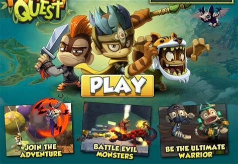 Monkey Quest - 3D MMO for Kids - Free to Play
