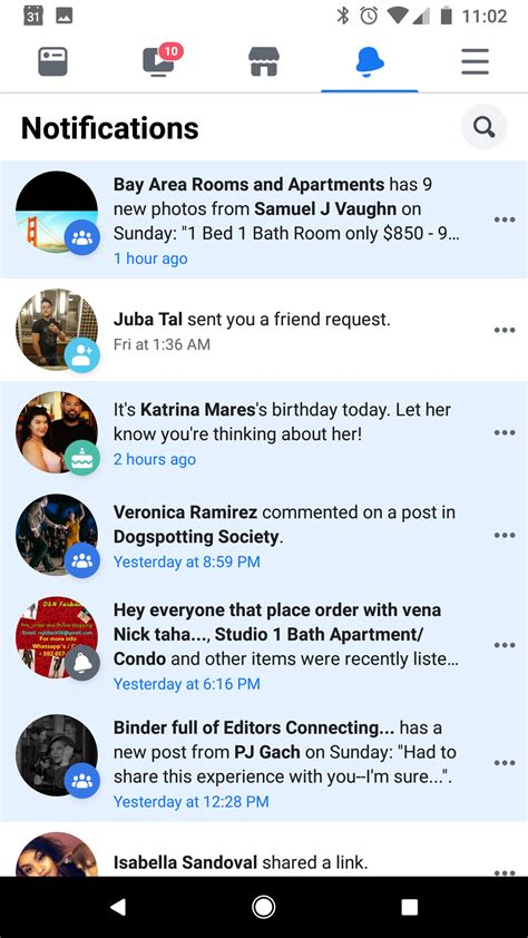 How to delete notifications on Facebook on desktop and