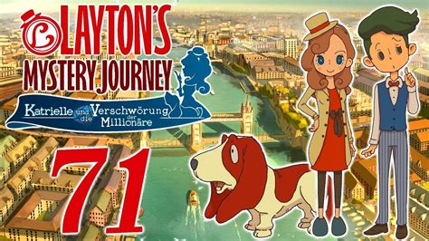 Let's Play Layton's Mystery Journey (Part 71): Des Vaters
