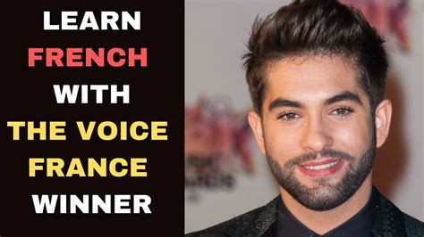 Learn french with songs 2020: Learn french with the voice