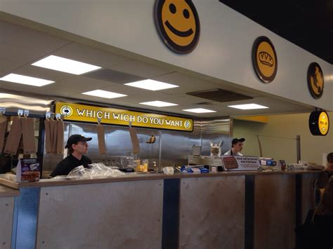 Which Wich - Sandwiches - Florence, KY - Reviews - Photos