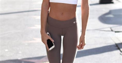 Statt Thigh Gap: Strong is the new skinny   InStyle