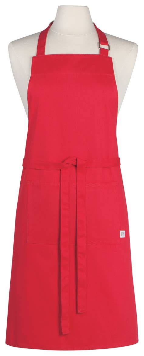 Red Chef Apron