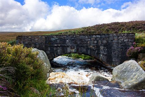 PS I Love You Bridge in Ireland Photograph by Semmick Photo
