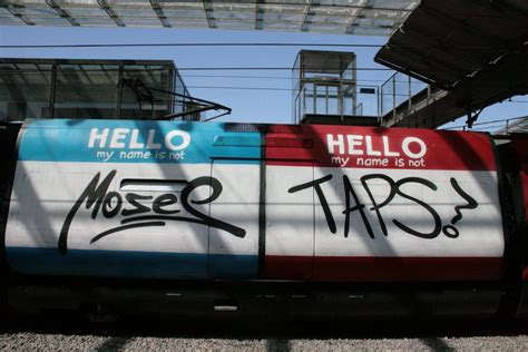 The 3rd Element: Train bombs Moses & Taps | Graffiti