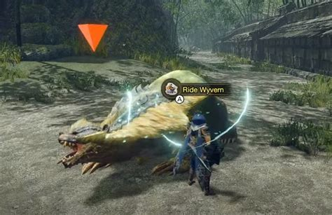Monster Hunter Rise Will Have New Wyvern Riding Mechanic