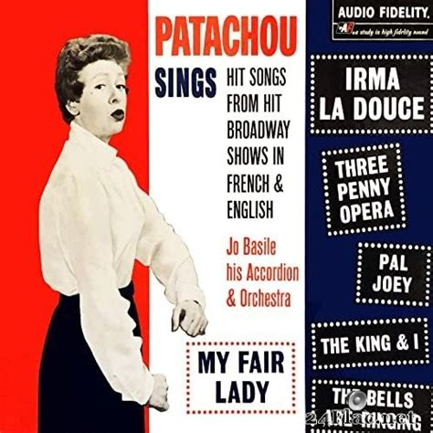 Patachou - Sings Hit Songs from Hit Broadway Shows in