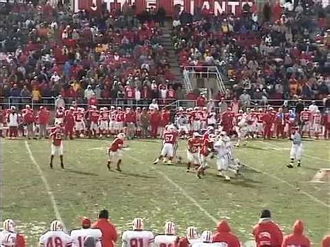 Wittenberg Football Highlights at Wabash College
