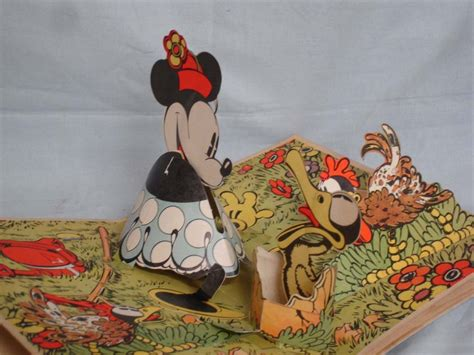The Pop-up Mickey Mouse and The Pop-Up Minnie Mouse | Walt