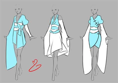 Anime Clothing Drawing at GetDrawings   Free download