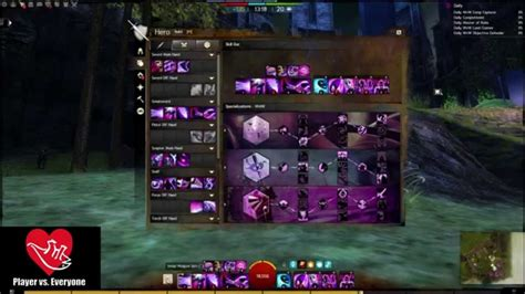 Guild Wars 2 WvW Mesmer Build Updated Traits - YouTube