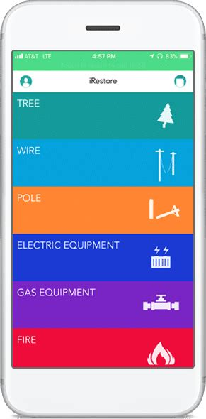 Utility First Responder App By iRestore Is A Game-Changer